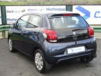 USED 2014 PEUGEOT 108 1.0 ACTIVE 5d 68 BHP