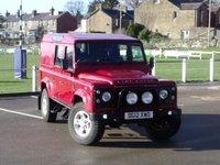 2012 LAND ROVER DEFENDER 2.2 £23495.00