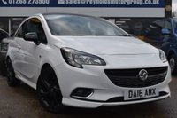 USED 2016 16 VAUXHALL CORSA 1.4 LIMITED EDITION ECOFLEX 3d 89 BHP