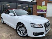 2010 AUDI A5 2.0 TFSI SE 2d AUTO 208 BHP £8991.00