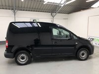 USED 2012 12 VOLKSWAGEN CADDY 1.6 C20 TDI 102 5d 101 BHP