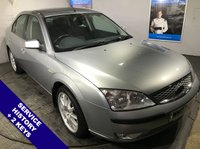 """USED 2007 07 FORD MONDEO 2.0 EDGE 16V 5d 145 BHP Air Conditioning   :   Rear Parking Sensors   :   18"""" Alloy Wheels   :   Cargo / Load Cover           2 Keys   :   Comprehensive Service History"""