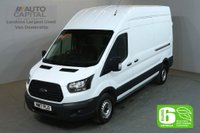 USED 2017 17 FORD TRANSIT 2.0 350 L3 H3 170 BHP LWB H/ROOF EURO 6 PANEL VAN FRONT AND REAR PARKING SENSORS