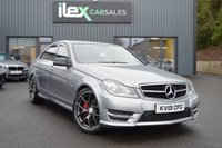 2013 MERCEDES-BENZ C-CLASS 2.1 C220 CDI BLUEEFFICIENCY AMG SPORT 4d AUTO 168 BHP £9250.00