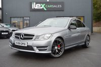 USED 2013 13 MERCEDES-BENZ C-CLASS 2.1 C220 CDI BLUEEFFICIENCY AMG SPORT 4d AUTO 168 BHP