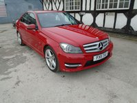 2011 MERCEDES-BENZ C CLASS 2.1 C200 CDI BLUEEFFICIENCY SPORT 4d AUTO 135 BHP £7896.00