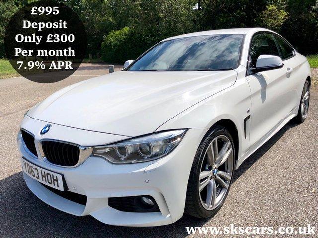 2013 63 BMW 4 SERIES 2.0 428i M Sport 2dr