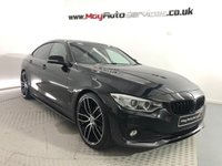 2016 BMW 4 SERIES 2.0 420D SE GRAN COUPE 4d 188 BHP *M PERFORMANCE KIT* (ALL EXTRAS INCLUDED IN PRICE) £15495.00