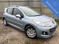 USED 2011 61 PEUGEOT 207 1.4 SW ACTIVE 5d 95 BHP Great Value Mid Size Petrol Estate Car