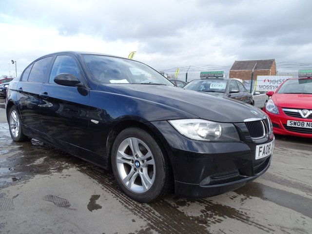 USED 2008 08 BMW 3 SERIES 2.0 318I SE VERY CLEAN CAR DRIVES A1