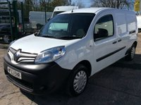 USED 2013 63 RENAULT KANGOO MAXI CREW VAN 1.5 LL21 CORE DCI W/V 90 BHP 1 OWNER FSH NEW MOT FREE 6 MONTH AA WARRANTY INCLUDING RECOVERY AND ASSIST NEW MOT REAR PARKING SENSORS ELECTRIC WINDOWS AND MIRRORS BLUETOOTH 5 SEATS ECO MODEL EURO 5