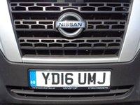 USED 2016 16 NISSAN NV400 2.3 DCI SE H/R P/V 1d 125 BHP