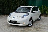 USED 2012 12 NISSAN LEAF 0.0 EV AUTO 5d AUTO 107 BHP