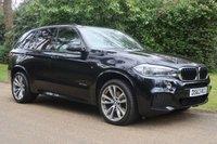 2014 BMW X5 3.0 XDRIVE30D M SPORT 5d AUTO 255 BHP £27000.00