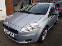 2007 FIAT GRANDE PUNTO 1.2 ACTIVE 8V 5d 65 BHP £1995.00