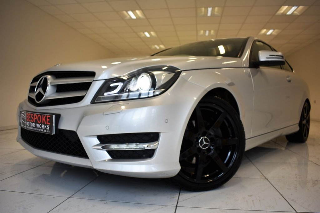 USED 2014 14 MERCEDES-BENZ C CLASS C250 2.1 CDI AMG SPORT EDITION AUTOMATIC