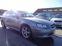 2006 SUBARU LEGACY 2.0 R SPORTS TOURER AWD DRIVES A1 £1995.00
