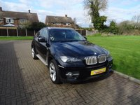 USED 2010 10 BMW X6 3.0 XDRIVE35D 4d AUTO 282 BHP
