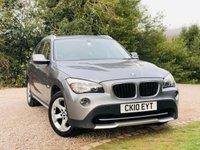 2010 BMW X1 2.0 XDRIVE20D SE 5d 174 BHP £8485.00