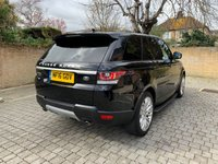 USED 2016 16 LAND ROVER RANGE ROVER SPORT 3.0 SDV6 HSE 5d AUTO 306 BHP Euro 6 for ULEZ, Finance, Warranty, NEW MOT