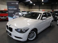 USED 2014 14 BMW 1 SERIES 1.6 116D EFFICIENTDYNAMICS 5d 114 BHP