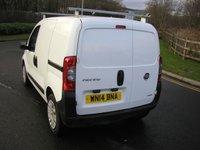 USED 2014 14 FIAT FIORINO 1.2 16V MULTIJET 75 BHP VAN (BIPPER/NEMO) - NO VAT 73000 miles, 12 Months MOT,