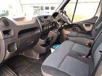 USED 2013 63 VAUXHALL MOVANO 2.3 F3500 L2H1 CDTI 125 BHP DROPSIDE