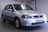 USED 2004 54 VAUXHALL ASTRA 1.4 ENJOY 16V 5d 90 BHP