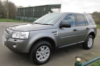 USED 2010 60 LAND ROVER FREELANDER 2.2 TD4 E XS 5d 159 BHP