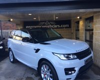 USED 2016 LAND ROVER RANGE ROVER SPORT SDV6 HSE