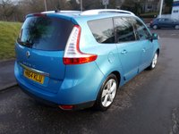 USED 2014 64 RENAULT GRAND SCENIC 1.5 DYNAMIQUE TOMTOM ENERGY DCI S/S 5d 110 BHP ++LOW MILEAGE 7SEATER DIESEL++