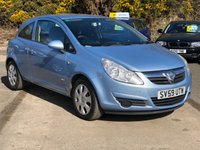USED 2009 59 VAUXHALL CORSA 1.4 CLUB A/C 16V 3d AUTO 90 BHP AUTOMATIC + FULL SERVICE RECORD *  MINIMUM 6 MONTHS MOT *