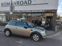 2009 MINI HATCH ONE 1.4 ONE 3d 94 BHP £3995.00