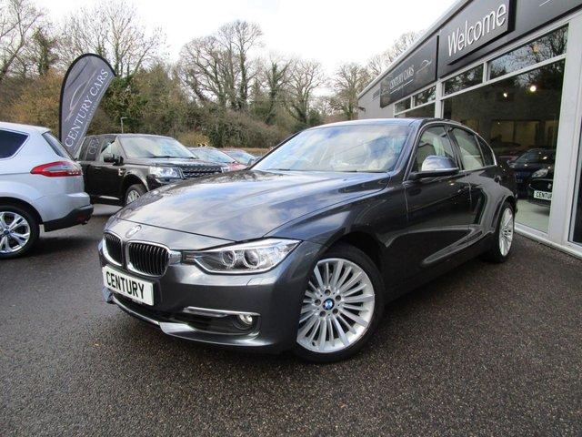 2012 12 BMW 3 SERIES 2.0 320I LUXURY 4d AUTO 181 BHP