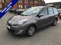USED 2011 11 RENAULT GRAND SCENIC 1.5 EXPRESSION DCI EDC 5d AUTO 110 BHP