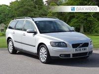 2006 VOLVO V50 2.4 S 5d 170 BHP £4495.00