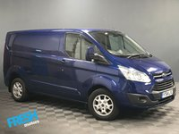USED 2014 64 FORD TRANSIT CUSTOM 2.2 290 LIMITED L1H1 * 0% Deposit Finance Available