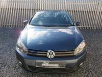 USED 2012 12 VOLKSWAGEN GOLF 1.4 MATCH TSI 5d 121 BHP 1 OWNER FULL VW SERVICE HISTORY