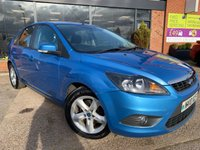USED 2010 10 FORD FOCUS 1.6 ZETEC TDCI 5d 109 BHP