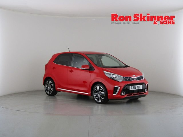 View our 2018 18 KIA PICANTO 1.2 GT-LINE 5d 82 BHP