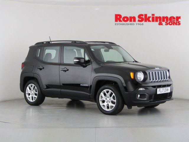 View our 2017 17 JEEP RENEGADE 1.6 LONGITUDE 5d 108 BHP
