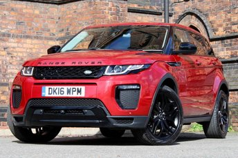 2016 LAND ROVER RANGE ROVER EVOQUE 2.0 TD4 HSE Dynamic Lux AWD (s/s) 5dr £29977.00