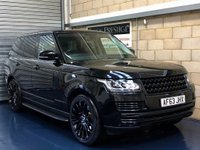 USED 2013 63 LAND ROVER RANGE ROVER 4.4 SD V8 Vogue SUV 5dr Diesel Automatic 4X4 (229 g/km, 334 bhp) +FULL SERVICE+WARRANTY+FINANCE