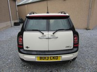 USED 2013 13 MINI CLUBMAN 1.6 ONE D 5d   NICE CLUBMAN £20 ROAD TAX