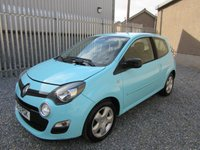 USED 2013 13 RENAULT TWINGO 1.1 DYNAMIQUE 3d 75 BHP 1 PREV OWNER NICE CAR