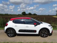USED 2017 67 CITROEN C3 1.2 PURETECH FLAIR 5d 81 BHP