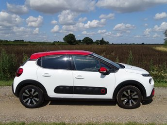 2017 CITROEN C3 1.2 PURETECH FLAIR 5d -  CHOOSE YOUR ROOF COLOUR ! £8575.00