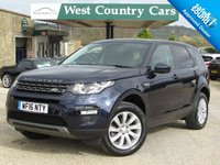 USED 2016 16 LAND ROVER DISCOVERY SPORT 2.0 TD4 SE TECH 5d AUTO 180 BHP High Specification 7 Seat Suv