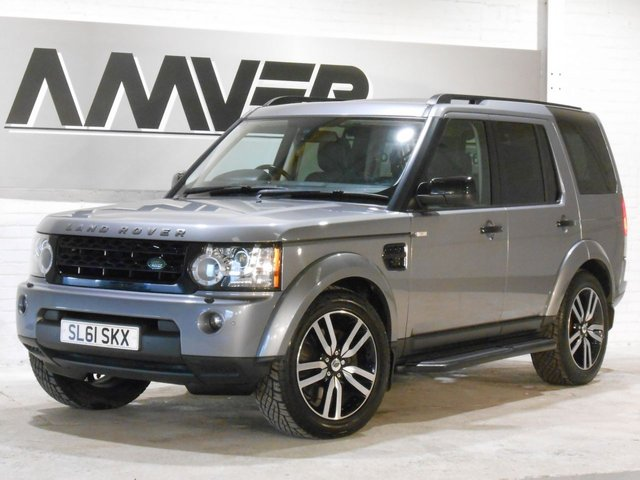 View our LAND ROVER DISCOVERY