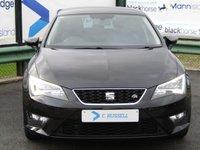 USED 2013 13 SEAT LEON 2.0 TDI FR 5d 150 BHP